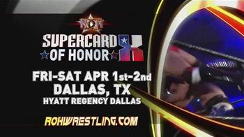 ROH Wrestling TV Spot, '2016 Live on Tour' - Thumbnail 7