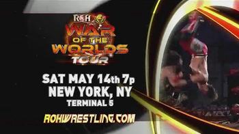 ROH Wrestling TV Spot, '2016 Live on Tour' - Thumbnail 9