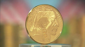 National Collector's Mint 2016 Gold Buffalo Tribute Proof TV Spot, 'Pure' - Thumbnail 2