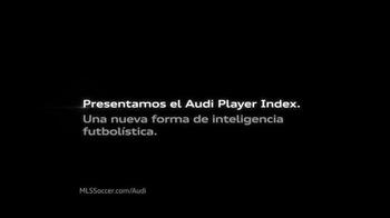 Audi Player Index TV Spot, 'Inteligencia futbolística' [Spanish] - Thumbnail 9