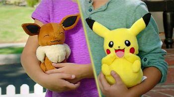 Pokémon Plush TV Spot, 'Every Day's an Adventure'