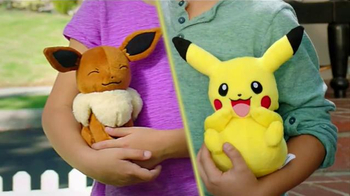 Pokémon Plush TV Spot, 'Every Day's an Adventure'