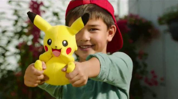 Pokémon Plush TV Spot, 'Every Day's an Adventure' - Thumbnail 5