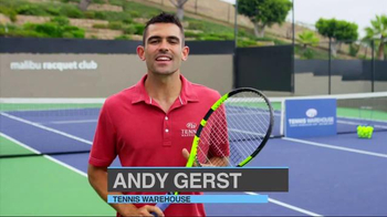 Tennis Warehouse TV Spot, 'Gear Up: Tweener Tennis Racquets' - Thumbnail 1