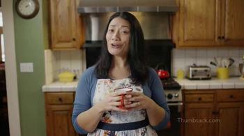 Thumbtack TV Spot, 'Many Reasons to Thumbtack' - Thumbnail 5