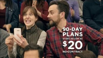 TracFone 90-Day Plan TV Spot, '90 Days of TracFone' - 1517 commercial airings