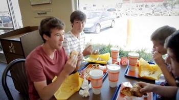 Whataburger Patty Melt TV Spot, 'Eating Happiness' - Thumbnail 6