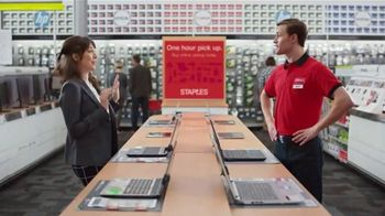 Staples TV Spot, 'Body Language' - 723 commercial airings