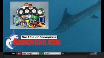 ANDE Monofilament Tournament TV Spot, 'One Goal' - Thumbnail 10