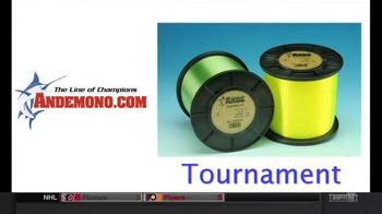 ANDE Monofilament Tournament TV Spot, 'One Goal' - Thumbnail 5