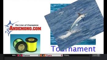 ANDE Monofilament Tournament TV Spot, 'One Goal' - Thumbnail 6