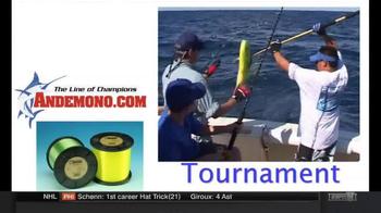 ANDE Monofilament Tournament TV Spot, 'One Goal' - Thumbnail 7