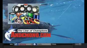 ANDE Monofilament Tournament TV Spot, 'One Goal' - Thumbnail 8