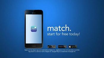 Match.com TV Spot, 'Match On the Street: Stefanie 3 in 5' - Thumbnail 8