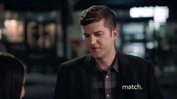 Match.com TV Spot, 'Match On the Street: Stefanie 3 in 5' - Thumbnail 4