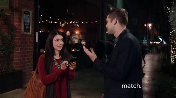 Match.com TV Spot, 'Match On the Street: Stefanie 3 in 5' - Thumbnail 5