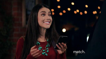 Match.com TV Spot, 'Match On the Street: Stefanie 3 in 5' - 7168 commercial airings