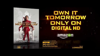 The Hunger Games: Mockingjay Part Two Digital HD TV Spot - Thumbnail 4