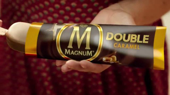 Magnum Double Caramel TV Spot, 'Balloons' - Thumbnail 2