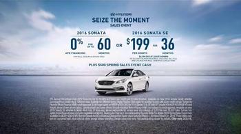Hyundai Seize the Moment Sales Event TV Spot, 'Start Something Better' - Thumbnail 10
