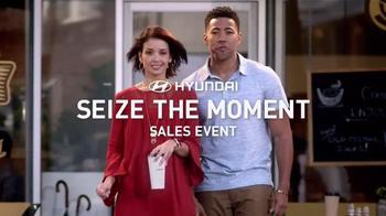 Hyundai Seize the Moment Sales Event TV Spot, 'Start Something Better' - Thumbnail 3