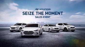 Hyundai Seize the Moment Sales Event TV Spot, 'Start Something Better' - Thumbnail 8