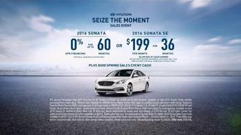 Hyundai Seize the Moment Sales Event TV Spot, 'Start Something Better' - Thumbnail 9