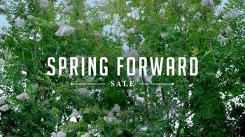 JoS. A. Bank Spring Forward Sale TV Spot, 'Dress Shirts and BOGO' - Thumbnail 1