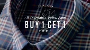 JoS. A. Bank Spring Forward Sale TV Spot, 'Dress Shirts and BOGO' - Thumbnail 3