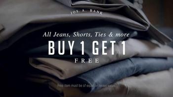 JoS. A. Bank Spring Forward Sale TV Spot, 'Dress Shirts and BOGO' - Thumbnail 4