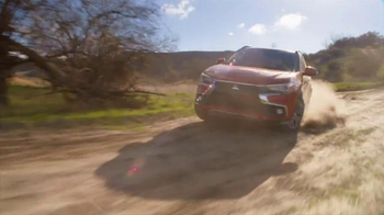 2016 Mitsubishi Outlander Sport TV Spot, 'FX Network: Exclusive Looks' - Thumbnail 3
