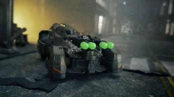 Batman v Superman Epic Strike Batmobile Vehicle TV Spot, 'Crash and Smash' - 640 commercial airings