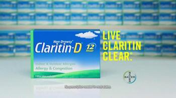 Claritin-D TV Spot, 'The Good Life' - Thumbnail 9