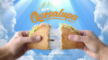 Taco Bell Quesalupa TV Spot, 'The Internet Is Talking' Feat. George Takei - Thumbnail 8