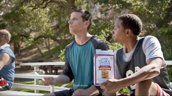 GOOD THiNS TV Spot, 'Basketball' - 922 commercial airings