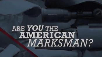American Marksman TV Spot, 'Shoot Straight, Dream Big' - Thumbnail 1