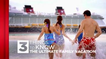 Disney Cruise Line TV Spot, 'USA Network: Ultimate Family Vacation' - Thumbnail 8
