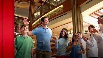 Disney Cruise Line TV Spot, 'USA Network: Ultimate Family Vacation' - Thumbnail 3