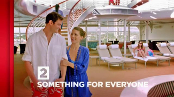 Disney Cruise Line TV Spot, 'USA Network: Ultimate Family Vacation' - Thumbnail 5