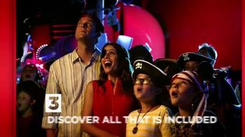 Disney Cruise Line TV Spot, 'USA Network: Ultimate Family Vacation' - Thumbnail 7