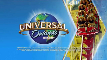 Universal Orlando Resort TV Spot, 'Travel Channel: March Destination'