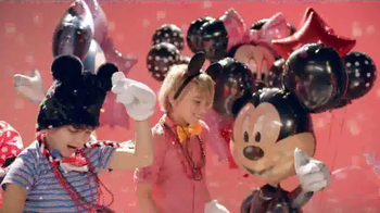Party City TV Spot, 'Party Service Announcement: Mickey & Minnie' - Thumbnail 7