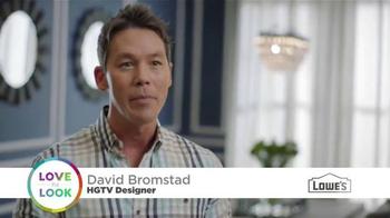 Lowe's TV Spot, 'HGTV: Be Bold' - Thumbnail 2