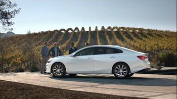 2016 Chevrolet Malibu TV Spot, 'Teen Driver Technology' - Thumbnail 9
