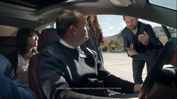 2016 Chevrolet Malibu TV Spot, 'Teen Driver Technology' - Thumbnail 3