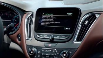 2016 Chevrolet Malibu TV Spot, 'Teen Driver Technology' - Thumbnail 4
