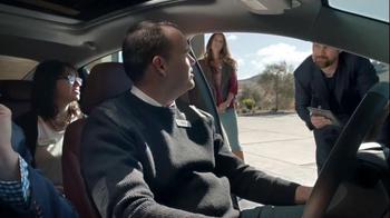 2016 Chevrolet Malibu TV Spot, 'Teen Driver Technology'