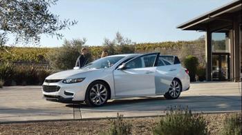 2016 Chevrolet Malibu TV Spot, 'Teen Driver Technology' - Thumbnail 8