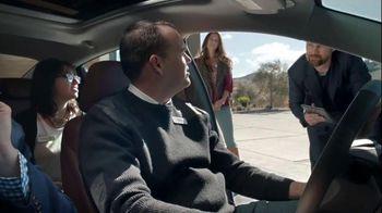 2016 Chevrolet Malibu TV Spot, 'Teen Driver Technology' - 4479 commercial airings