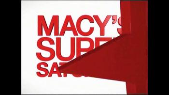 Macy's Super Saturday Mattress Sale TV Spot, 'Final Closeouts' - Thumbnail 2